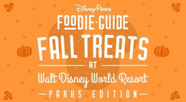 Disney Fall Foodie Guide