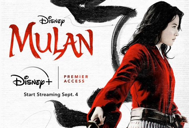 Mulan Moves Beyond Disney On Oct 6 Mickeyblog Com