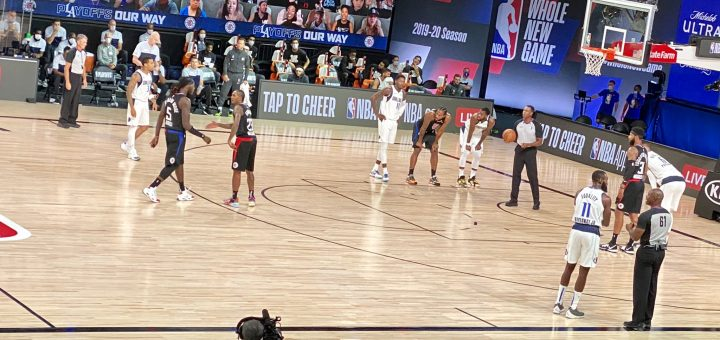 NBA familes Disney