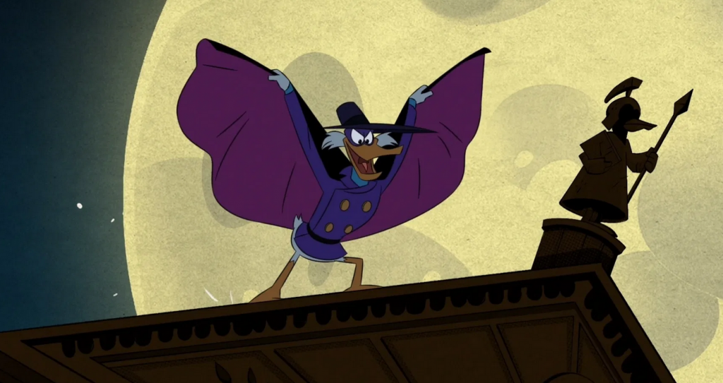 DuckTales, Darkwing Duck