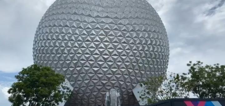 COVID outbrak Disney World