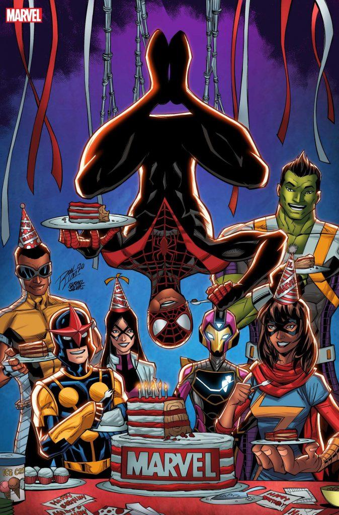 Marvel, Birthday