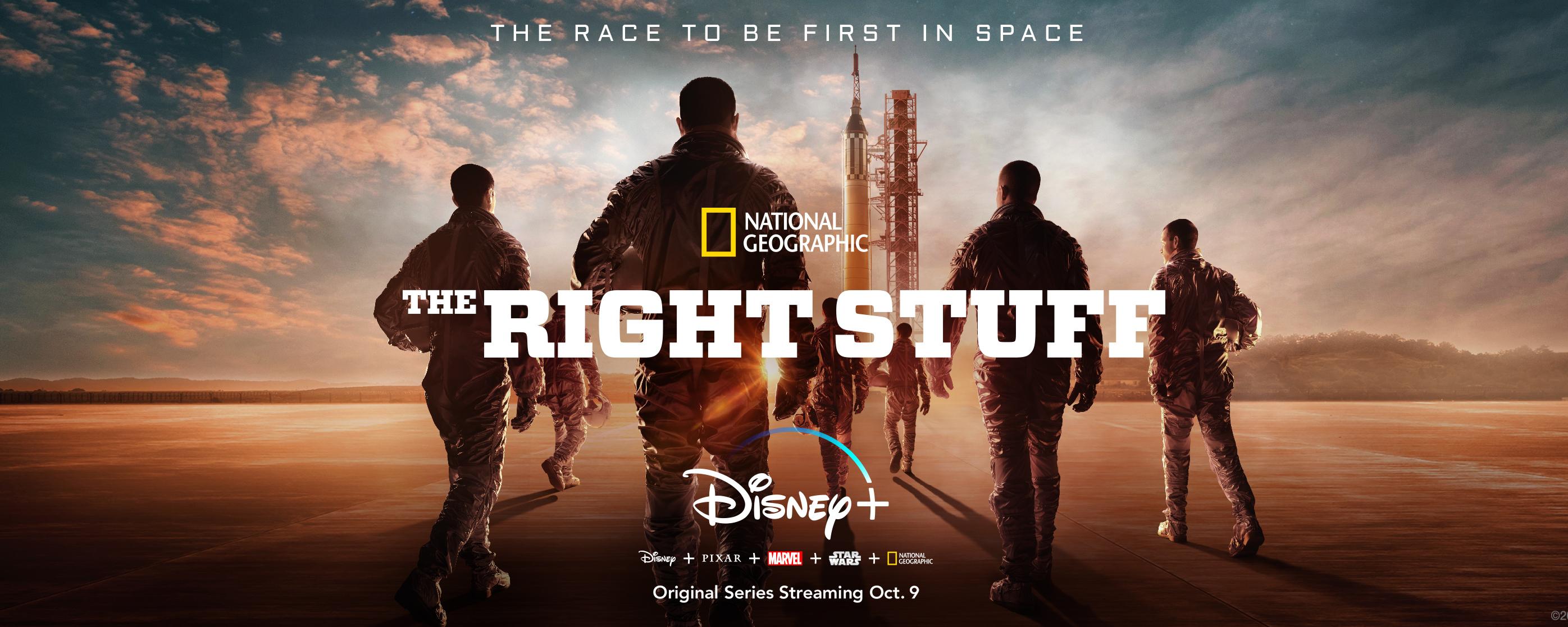 Right Stuff Premiere
