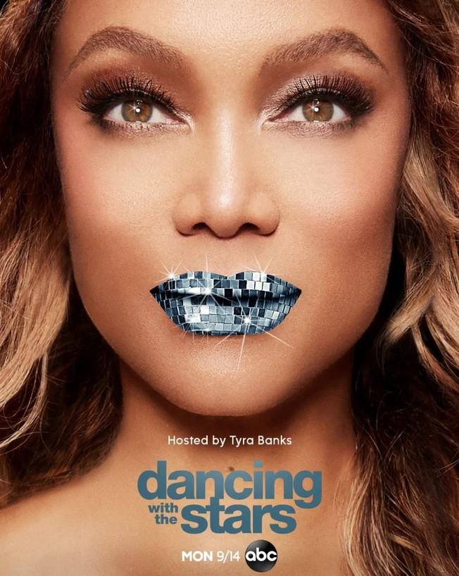 Dancing season 29 cast