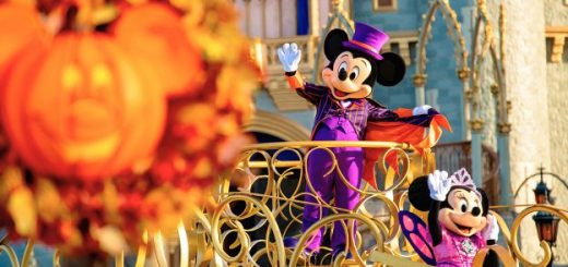 Disney Parks Halloween