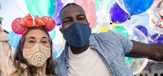Orange County mask