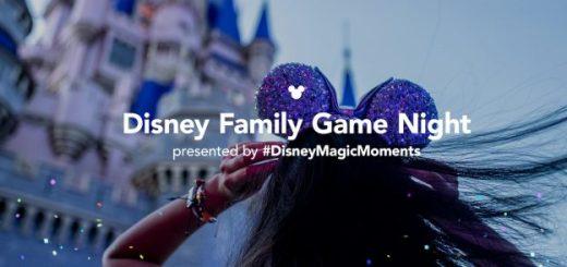 Disney Game NIght Disney World