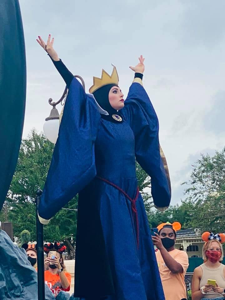 Magic Kingdom Disney Villains
