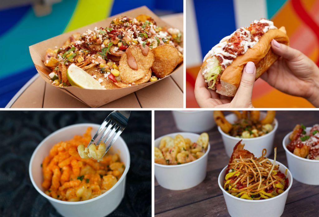 Disney Food Trucks