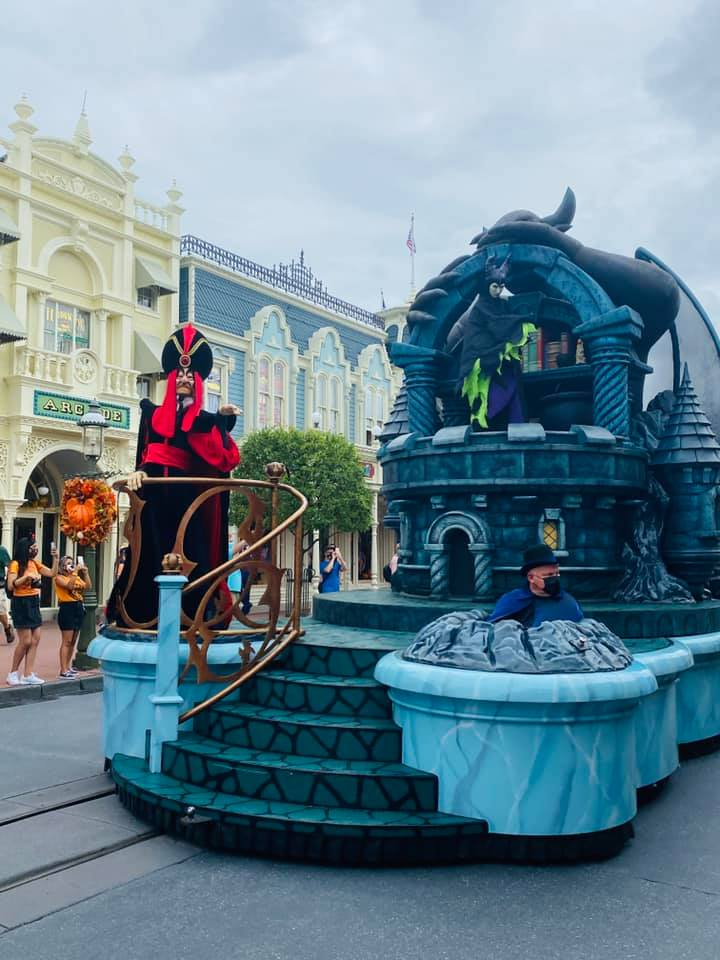 Disney Villains Magic Kingdom
