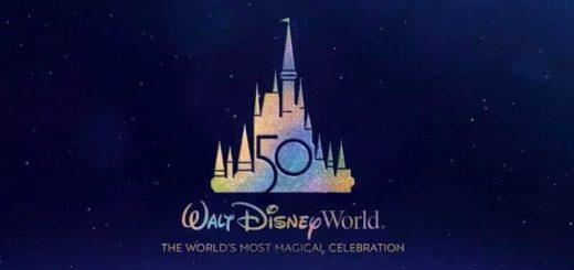 Disney World 50th Anniversary book