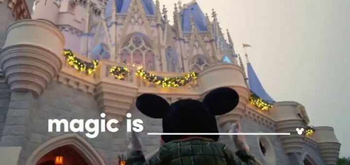 Christmas Commercial 2020 VIDEO: Disney Airs New 2020 Christmas Commercial!   MickeyBlog.com