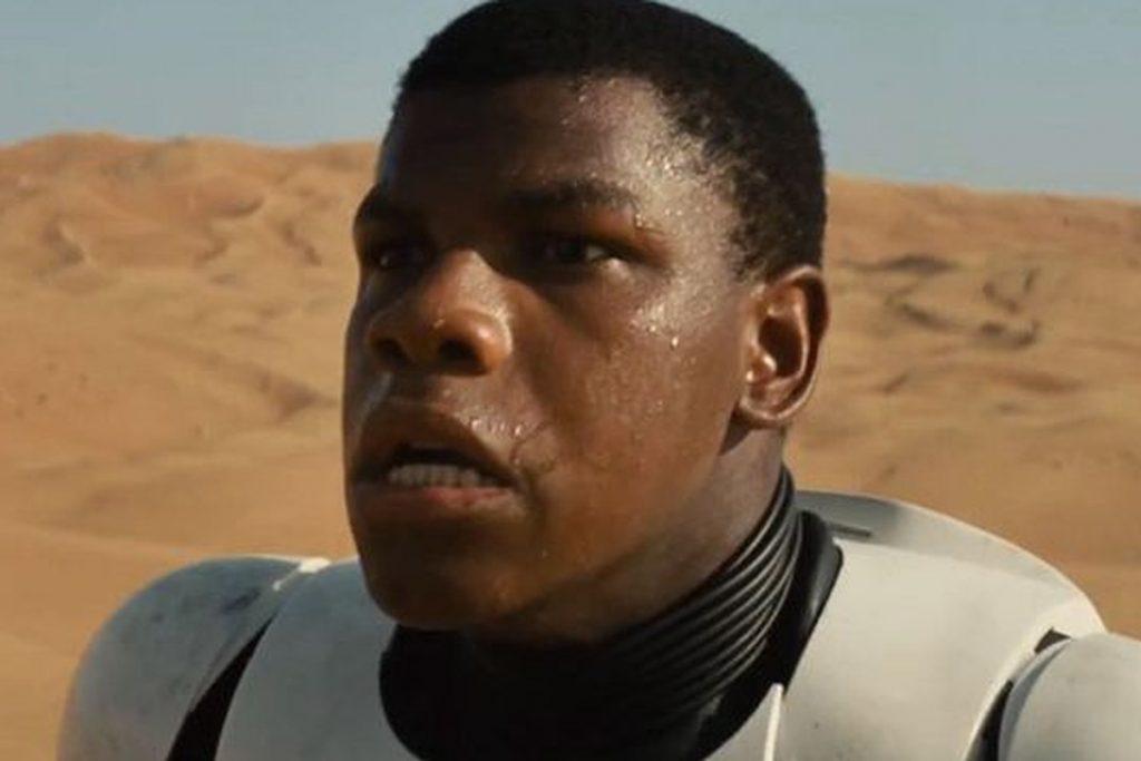Stormtrooper Finn