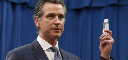 Gavin Newsom Disney