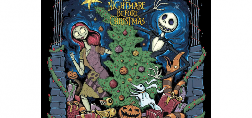 Nightmare Before Christmas Advent