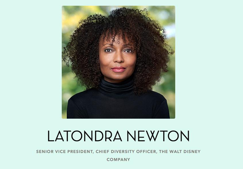 Latondra Newton, Diversity Officer
