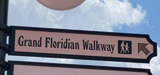 Grand Floridain Magic Kingdom