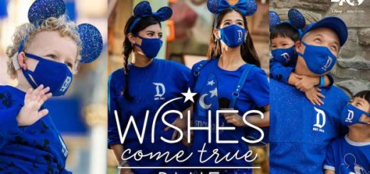 Wishes Come True Blue