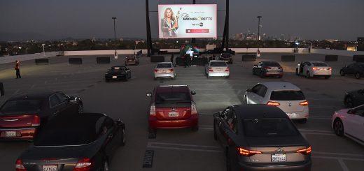 Bachelorette Drive-In Event