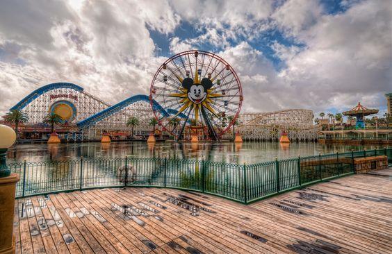 Disneyland furloughs