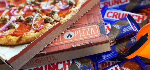Blaze Pizza Crunch Bar