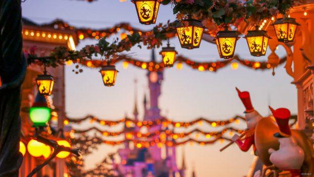 Disney World, Magic Kingdom, Halloween