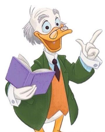 Disney Professor