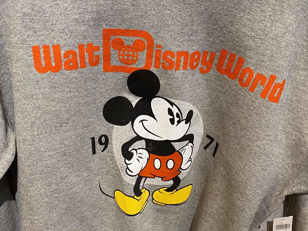New Mickey Mouse Sweats Have Arrived At Walt Disney World - MickeyBlog.com