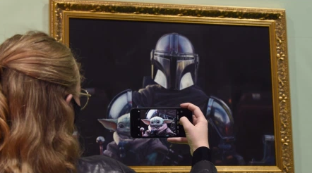 London, Star Wars, Mandalorian