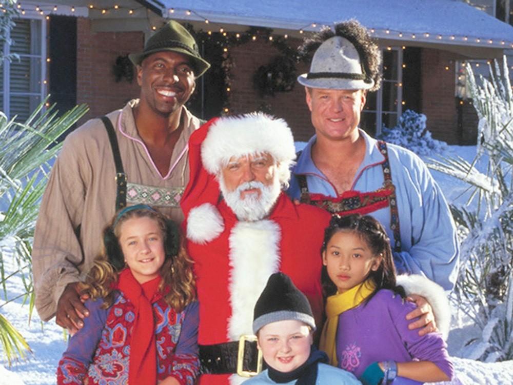 The Ultimate Christmas Move