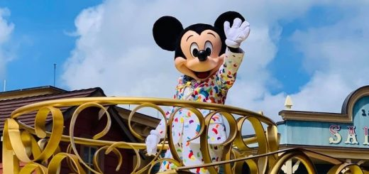 Mickey Mouse Disney World Offer