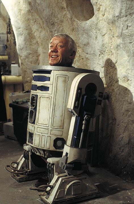 Kenny Baker, Star Wars, Willow
