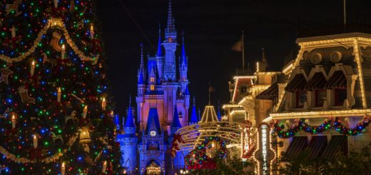 Holiday Events Disney World