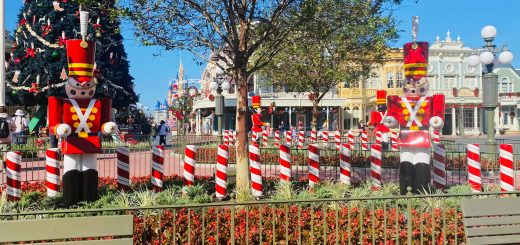 Toy Soldiers and Candy Canes