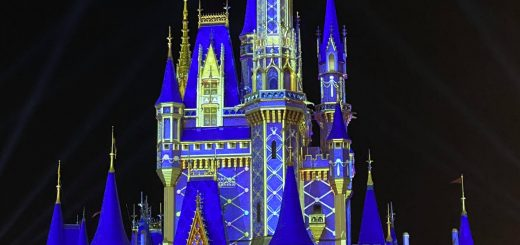 New Nighttime Projections