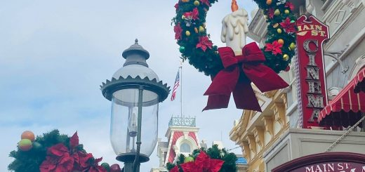 Holidays Magic Kingdom