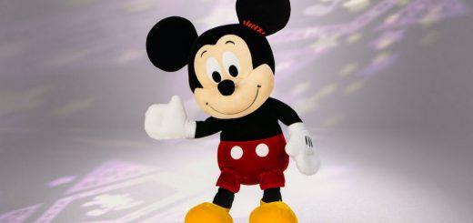 Disney Holiday Mickey Plush