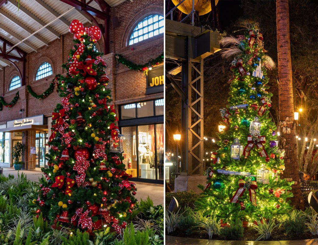 Disney Springs holiday hours