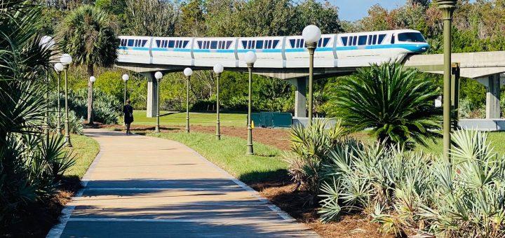 Grand Floridian walk Magic Kingdom