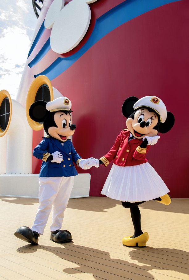 Disney Cruise fully vaccinated