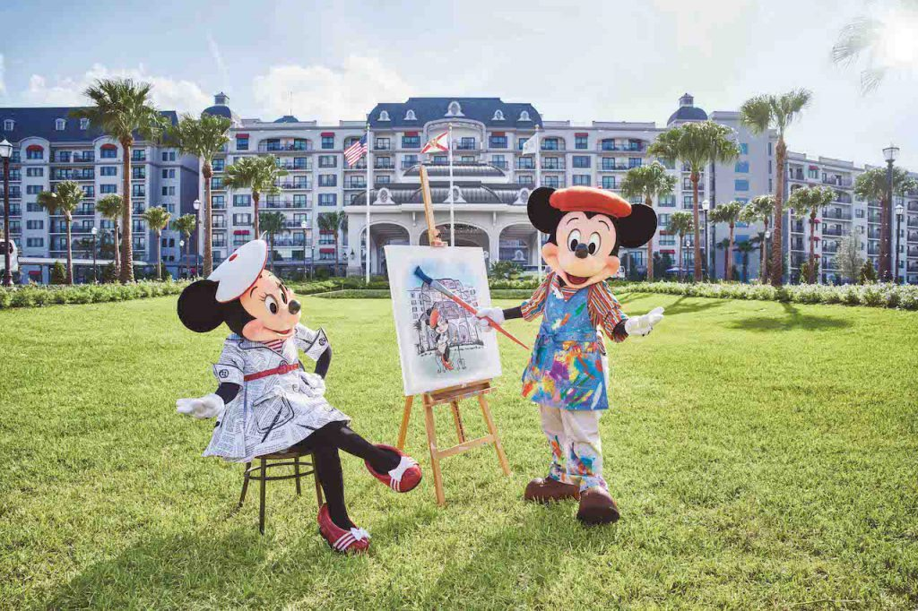 Mickey Minnie birthday