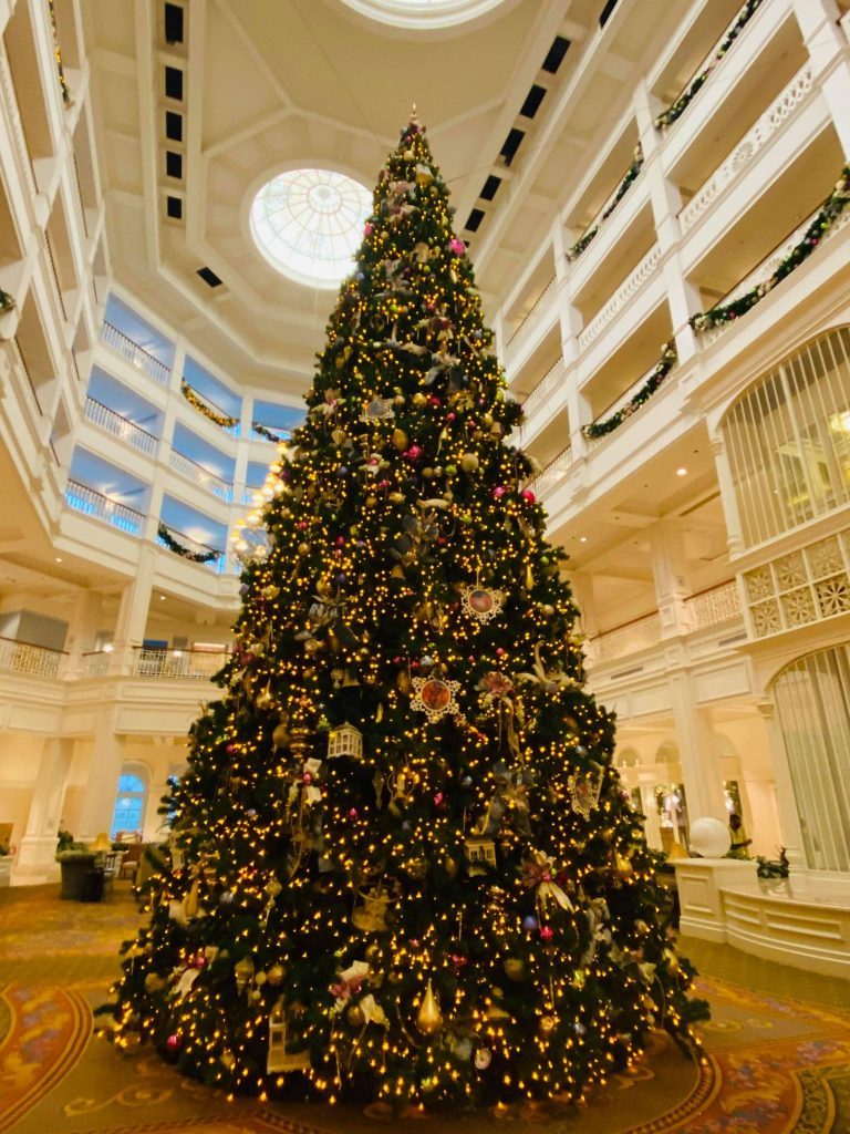 The Holidays At WDW