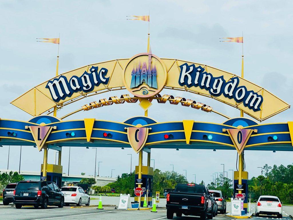 Disney theme park reservations