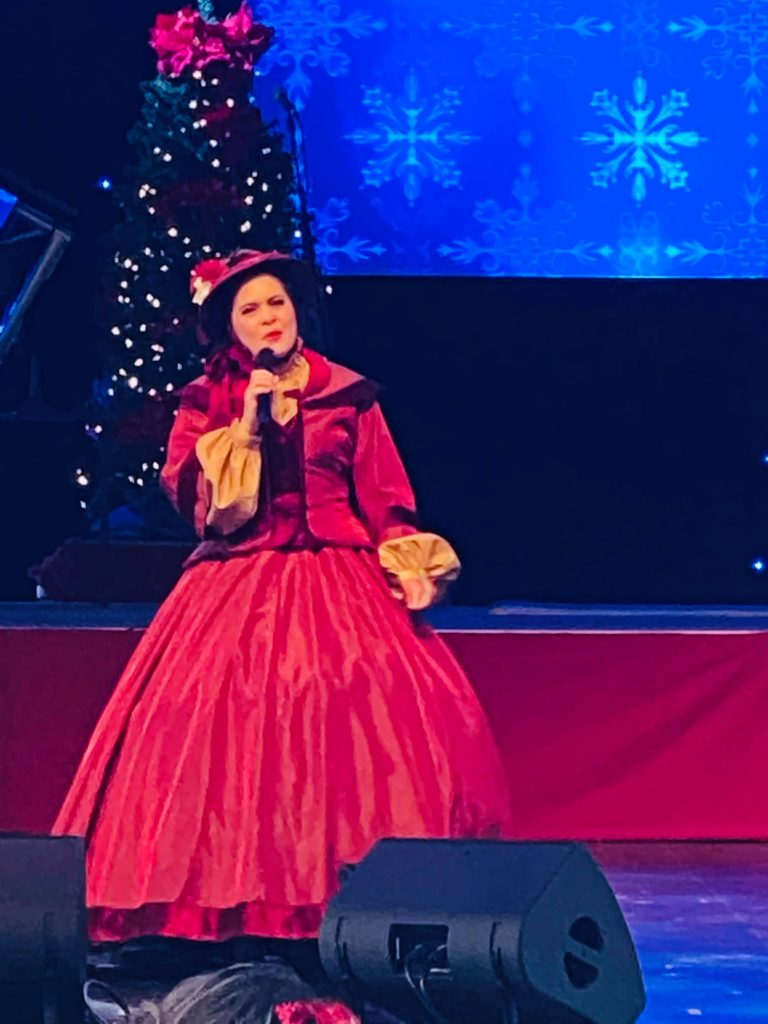 BREAKING NEWS: Voices of Liberty Take to the Stage As Part of Festival of the Holidays ...