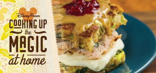 Thanksgiving Leftover Stuffing Waffle