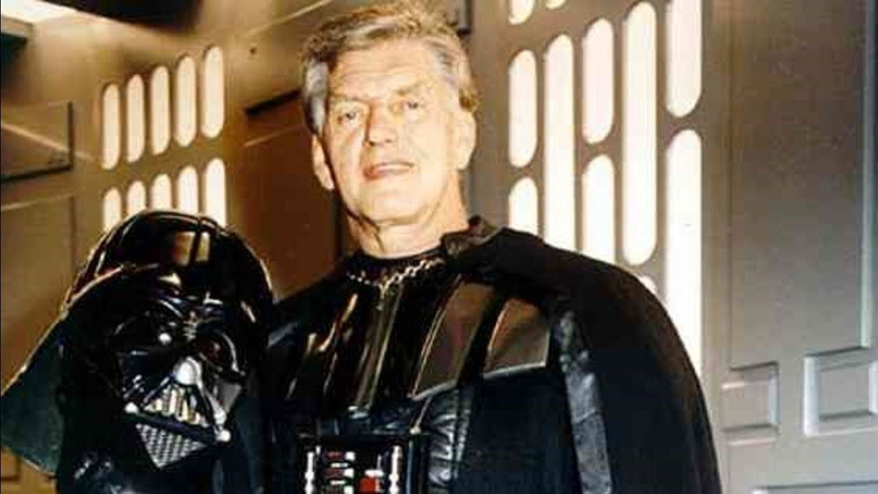 R I P David Prowse The Man Behind Darth Vader Mickeyblog Com