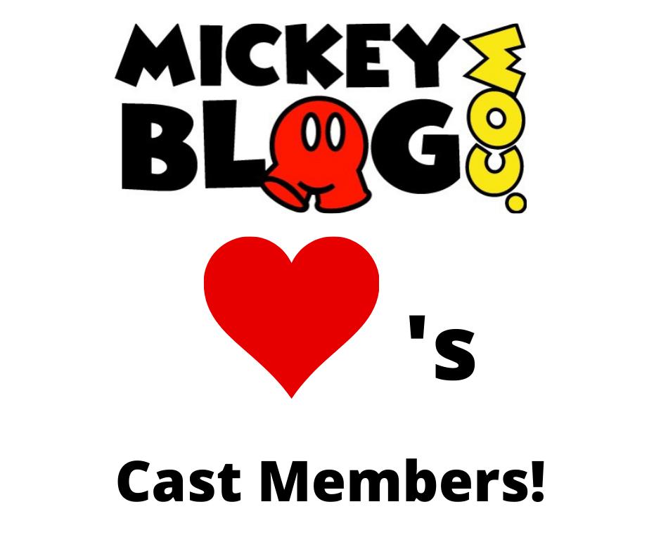 MickeyBlog LOVES Cast Members