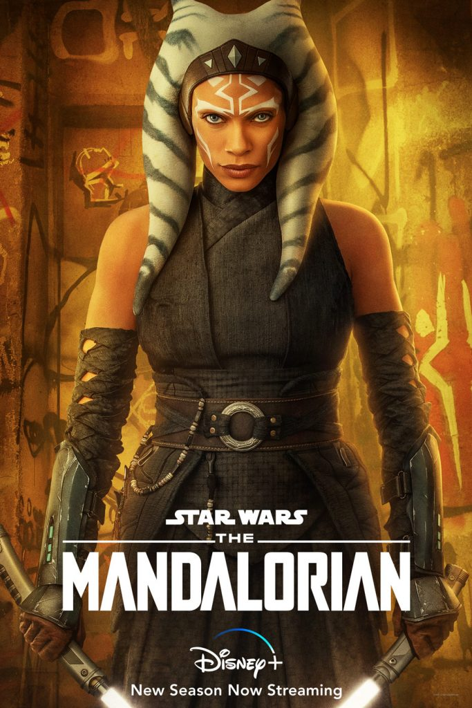 Ahsoka, The Mandalorian