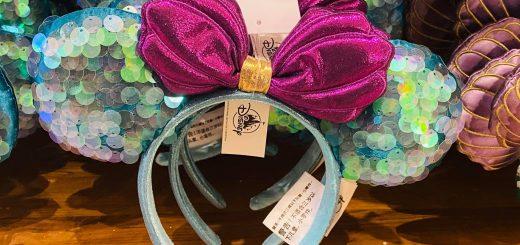 Ariel Little Mermaid Ears