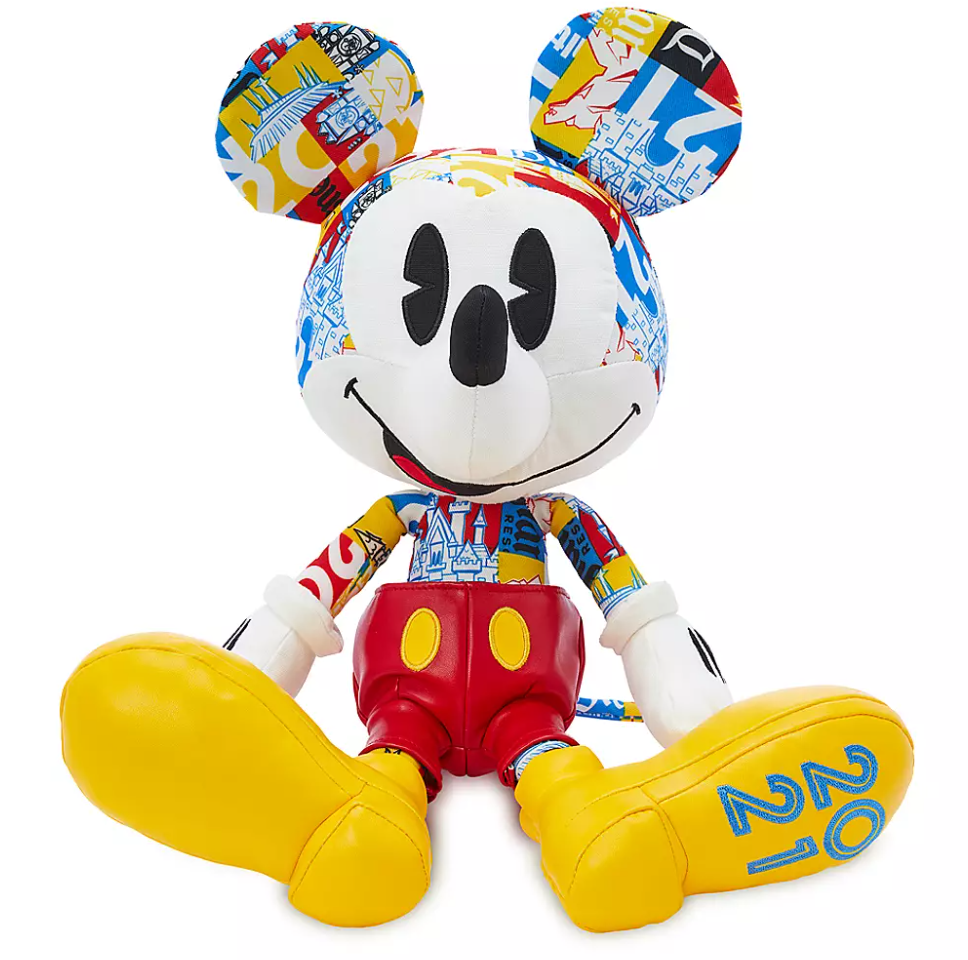 Fast Forward To 2021 With New ShopDisney Merch - MickeyBlog.com